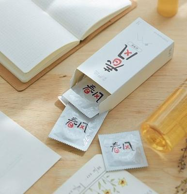 ¥33.5 春风 超薄超 避孕套18件