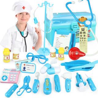 AoZhiJia 奥智嘉 医生玩具27件套装 *2件 106元(合53元/件)