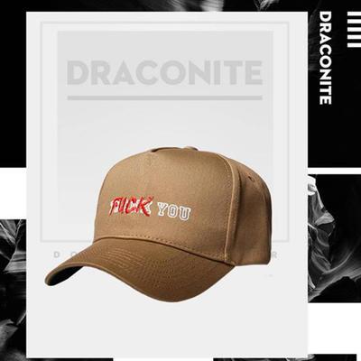 Draconite 刺绣棒球帽 79元