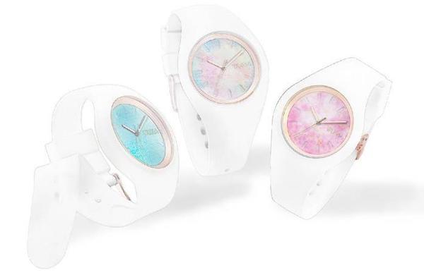 WUSSA 白带彩盘时尚腕表 促销价 148元