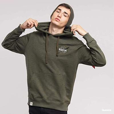 ¥399 Alpha Industries 男式 卫衣 188310-03-XL 黑色 XL