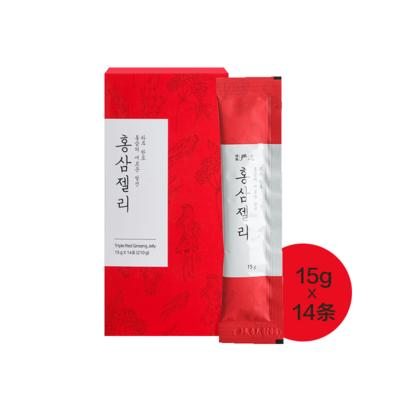 网易严选韩国制造高丽参果冻15克*14条 65元