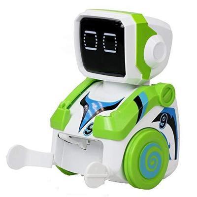 Silverlit 银辉 动感创智系列 电动遥控玩具 男女孩玩具 踢球机器人(绿) 99元