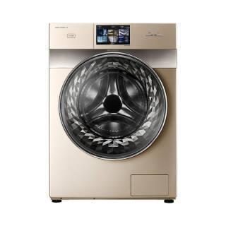 比佛利(BEVERLY)高端滚筒洗衣机 AI智能洗 TFT彩屏 10公斤变频BVL1G100TG6 8999元
