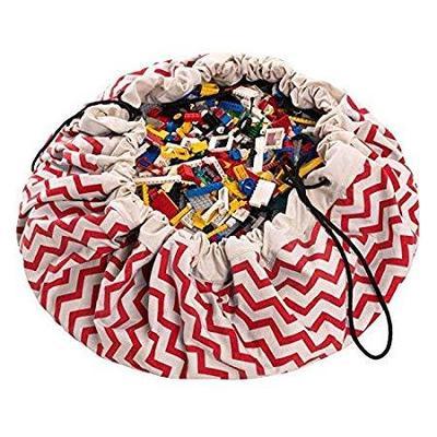 ¥75 Rumiday爆款儿童宝宝可爱便携高档房收纳袋(直径140cm)