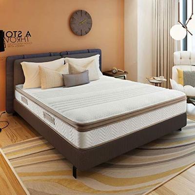 SLEEMON喜临门 德国进口3D芯材床垫 偏硬护脊席梦思 邦尼尔弹簧床垫 适中偏硬