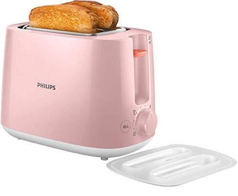 飞利浦(PHILIPS) HD2584/50 全自动家用烤面包机 236元