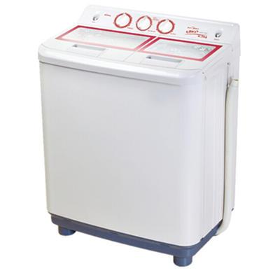 美的8.5kg大容量双缸双桶洗衣机MP85-S855 698元包邮