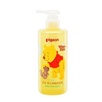 ¥36.05 PIGEON贝亲婴儿萌趣洗发精300ml小熊维尼IA174亚马逊中国