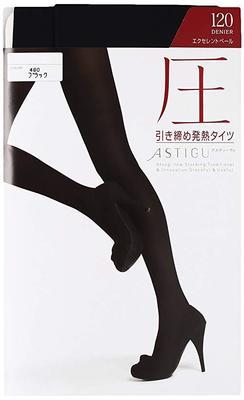 厚木(ATSUGI) 压系列 120D紧身裤袜 多色 3双装 Prime会员凑单免费直邮含税 167