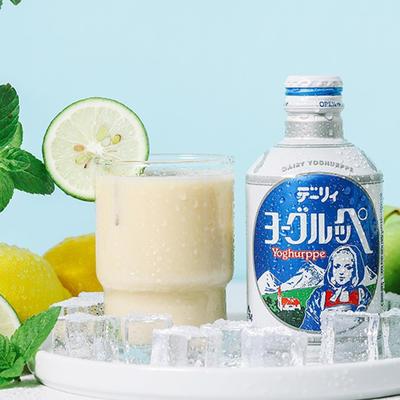 网易严选日本制造乳酸菌饮料290克*6 89元包邮(满200减100)