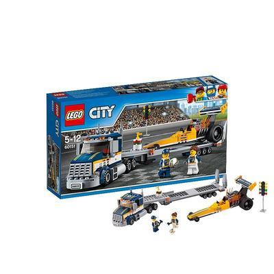 LEGO 乐高 City 城市系列 60151 高速赛车运输车 *2件 340元包邮(双重优惠,合170