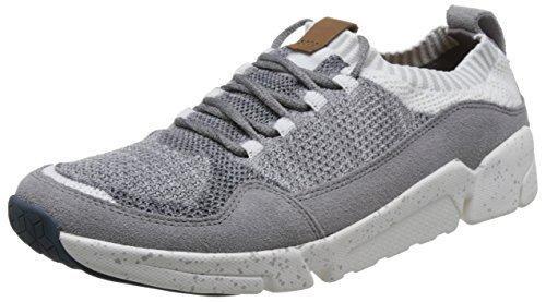 ¥344.22 限43码,18年新款 Clarks 其乐TriActive Knit 三瓣底时尚运动鞋