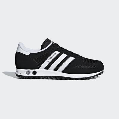adidas LA Trainer 黑灰 实付到手279元