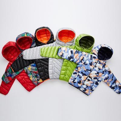 ¥101.7 Moomoo 男童 羽绒服