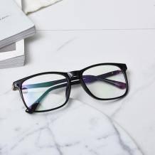 ¥52 20g轻质TR方形眼镜架-超轻TR材质,佩戴舒适-网易严选