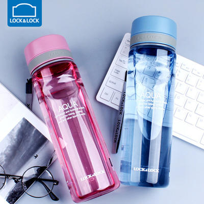 乐扣乐扣运动型塑料水杯HLC634R(770ml) 35.9元