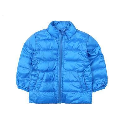 双12预告: Z-PARIS 法国进口 0-4岁 儿童羽绒服外套 *3件 119元含税包邮(合39.67