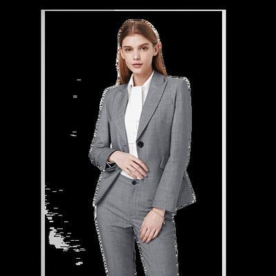 网易严选 女式轻商务西装-件套 229元