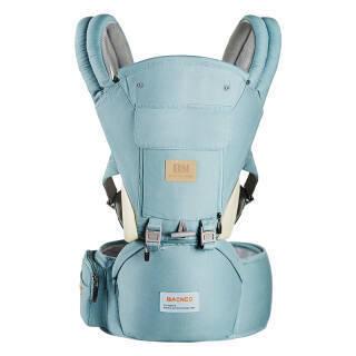 贝能 Baoneo 婴儿背带腰凳前抱式双肩四季通用多功能宝宝腰凳小孩子儿童腰