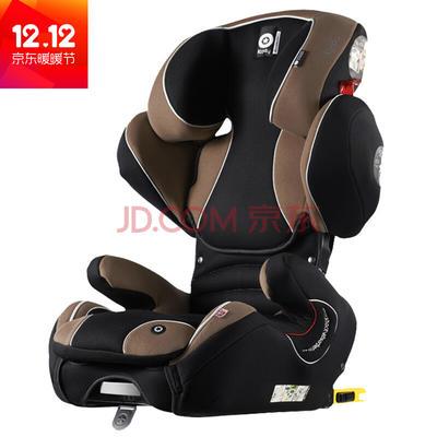 ¥654 Kiddy 奇蒂 领航者 Fix 儿童汽车安全座椅