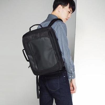 网易严选 商务出行多功能双肩包 可背可提 ¥155