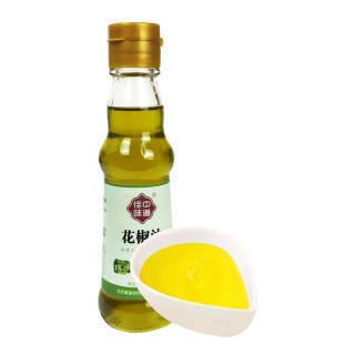 佳中味道 花椒油 125ml *5件 32元(合6.4元/件)