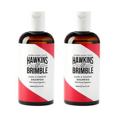 HAWKINS & BRIMBLE 榄香人参男士防脱发洗发水*2瓶 150元包税包邮 合75元/瓶