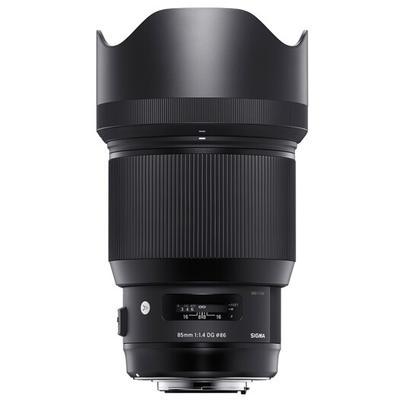 ¥5580 SIGMA 适马 85mm F1.4 DG HSM Art 定焦镜头