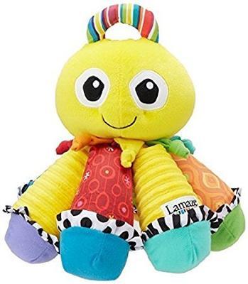 Lamaze 毛绒八爪鱼玩具 76.8元