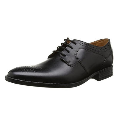 Clarks Kalden Edge 男士牛津鞋 直邮含税到手323元