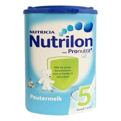 Nutrilon 荷兰诺优能 婴幼儿奶粉 5段 24-36个月 800g 110.78元含税包邮