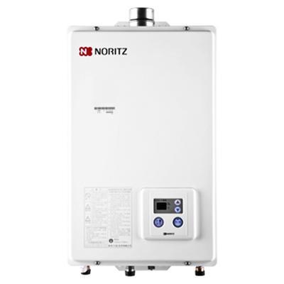 ¥2318 18日0点: NORITZ 能率 GQ-1650FE 16L 燃气热水器
