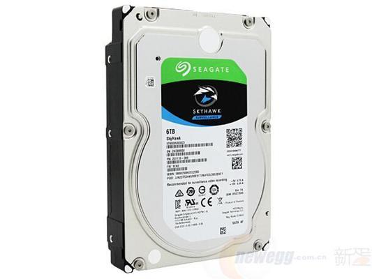 SEAGATE 希捷 酷鹰系列 SATA3 监控级硬盘 265m 7200 6T 1250元包邮(需用券)