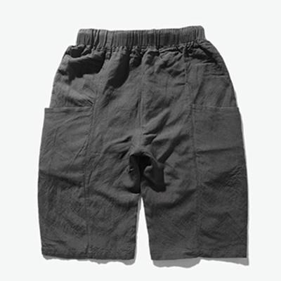 F.L.Y.D 插袋棉麻休闲七分裤 69元包邮(需用券)