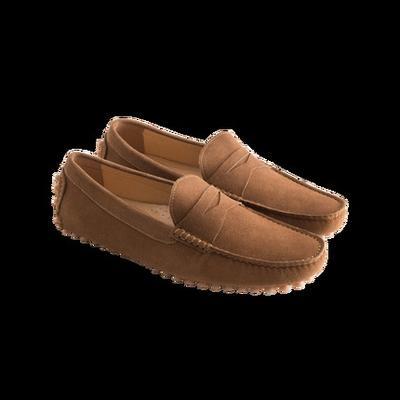 优雅舒适!网易严选男式休闲一脚蹬豆豆鞋 限时优惠价159元包邮
