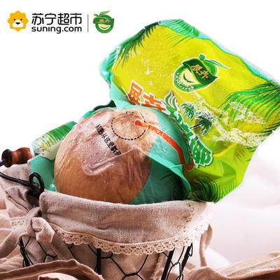 展卉 泰国烧烤椰子 4个装 单果约450-500g 29.9元
