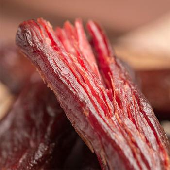 国美 科尔沁 风干牛肉及至豪情原味100g23.9元包邮(已降26元)