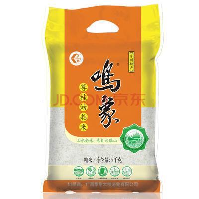 ¥28.72 太粮 鸣象尊桂油粘米 5kg