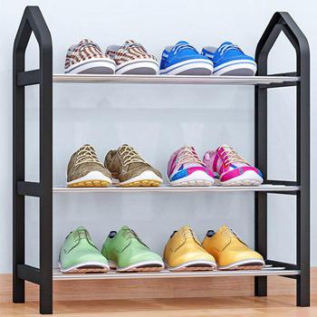 国美 索尔诺 简约简易鞋架11.8元包邮
