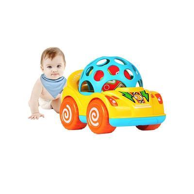 ¥11.6 DODOELEPHANT豆豆象WX38202儿童益智摇铃小车安抚玩具