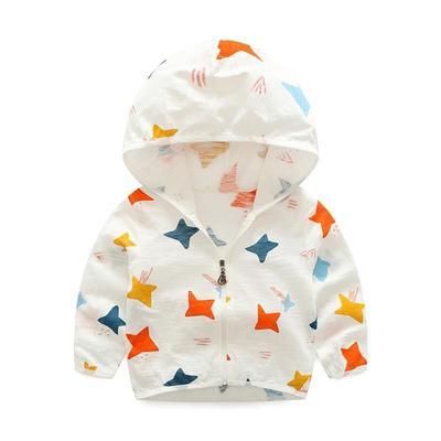 ¥29.4 The little sugar milk baby 一米半糖 儿童防晒衣透气空调衫