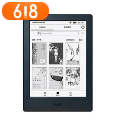 618好价:Kindle X咪咕 电纸书阅读器 658元包邮