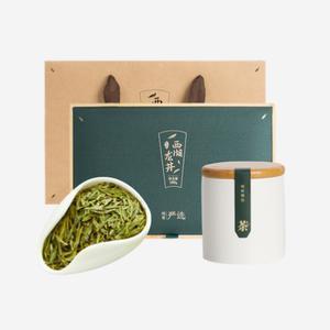 网易严选 2018新茶 精品西湖龙井礼盒 100g 528元包邮