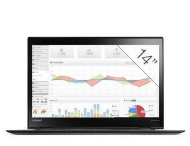 ¥8588 Lenovo 联想 ThinkPad X1 Carbon 2017 14英寸轻薄笔记本