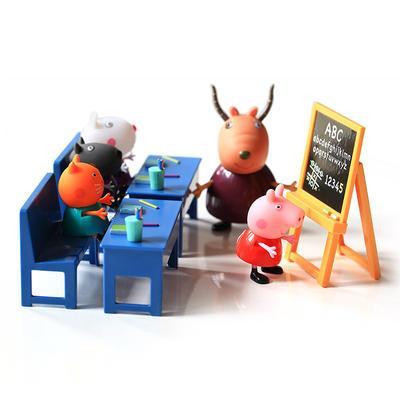 Peppa Pig 小猪佩奇 05033 过家家玩具教室套装 139元包邮,满200-100元后