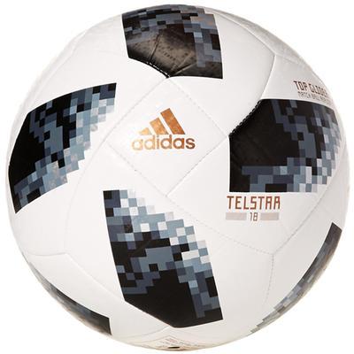 世界杯Telstar:阿迪达斯2018世界杯足球 129.3元包邮(需用券)