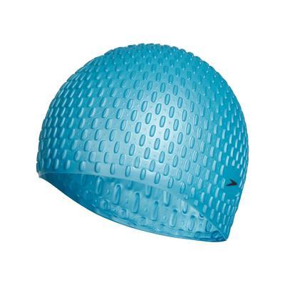 Speedo 速比涛 Bubble Cap泡泡硅胶泳帽 3色新低¥44.2(需用优惠券)