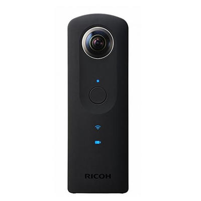 品质和效能!RICOH Theta s 全景数码相机 直邮含税到手2116元