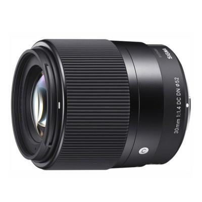 SIGMA 适马 Contemporary 30mm f/1.4 DC DN 微单镜头 索尼E卡扣 1869元包邮